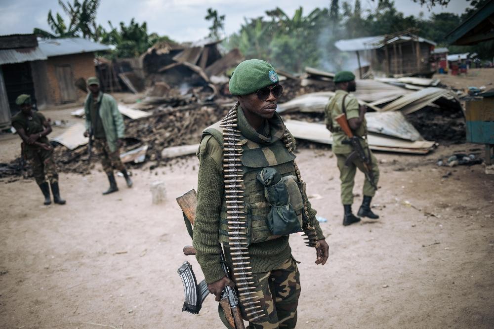DRC Islamist militia