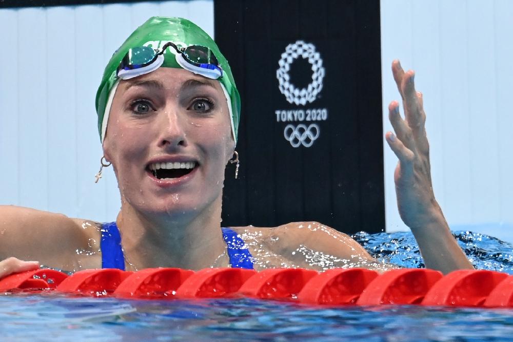 'Still so unreal' - Tatjana Schoenmaker 'shocked' at record-breaking gold