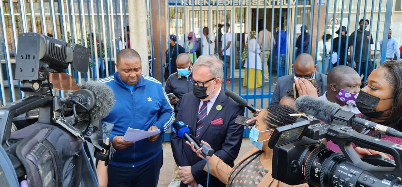MKMVA demands release of 56 war vets arrested for holding ministers hostage